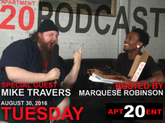 Apartment 20 Podcast: Mike Travers