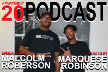 Apartment 20 Podcast: Malcolm Roberson