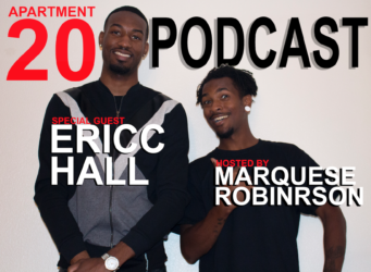 Apartment 20 Podcast: Ericc Hall
