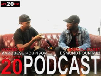 Apartment 20 Podcast: Esmond Fountain