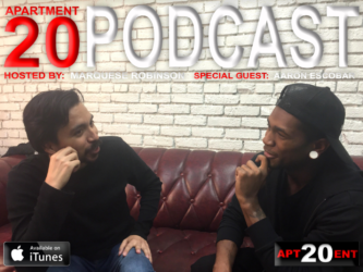 Apartment 20 Podcast: Aaron Escobar