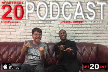 Apartment 20 Podcast: Nick Chacon