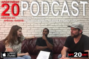 Apartment 20 Podcast: Shannon Michael Wamser & Lauren Cook