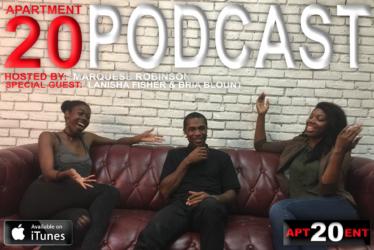 Apartment 20 Podcast: Lanisha Fisher & Bria Blount