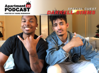 Apartment 20 Podcast: Darrell Simms