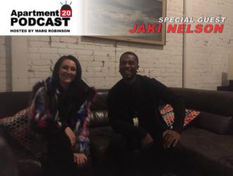 Apartment 20 Podcast: Jaki Nelson