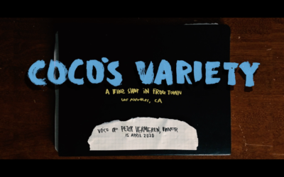 Coco's Variety - Stories In Place - Vimeo