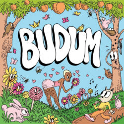 Budum Cover Art Jada Kingdom