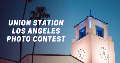 Union Station Photo Contest - Take Two Flyer