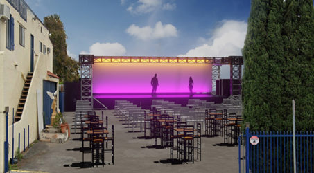 Fountain Theatre Company Approved For Outdoor Stage