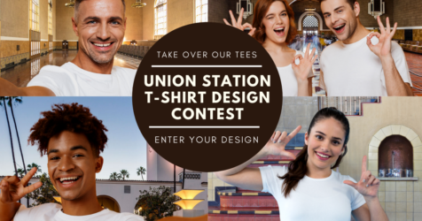 Union Station T-Shirt Contest Design 2021