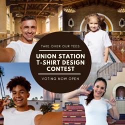 Union Station T-Shirt Contest Design 2021
