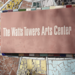 The Watts Towers Arts Center
