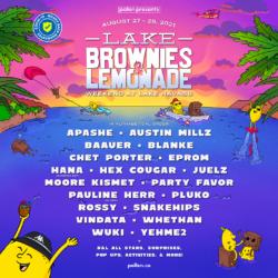Lake Brownies & Lemonade - Weekend At Lake Havasu