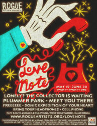 Love Note Rogue Artist Ensemble