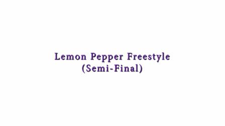 Lemon Pepper Freestyle - Marq Robinson