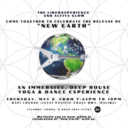 Alfiya Glow New Earth X The Liber8Xperience