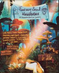 Fantasy Soul Marketplace | Healing Gardens