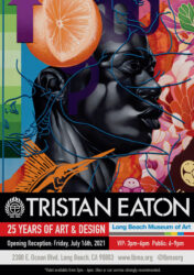 Tristan Eaton All At Once Long Beach Museum Of Art