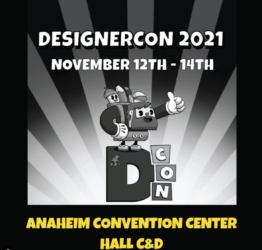 DesignerCon Flyer Nov 12th