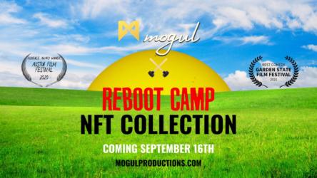 Mogul Productions - Reboot Camp Flyer
