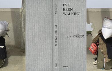 I've Been Walking Book Cover - Janet Sternburg